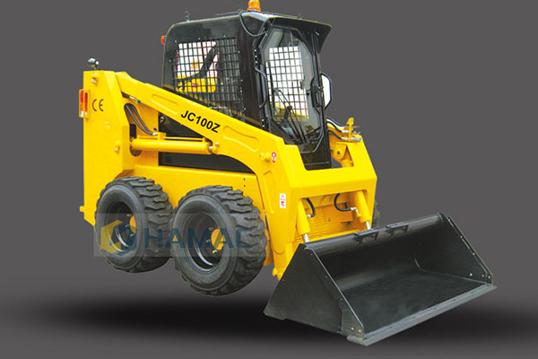Z series Wheeled Skid Steer Loader