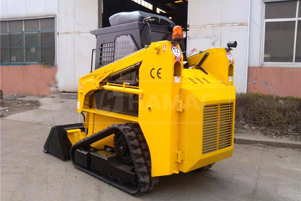 TS series Crawler Skid Steer Loader