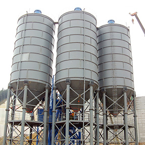 100 Tons Cement Silo