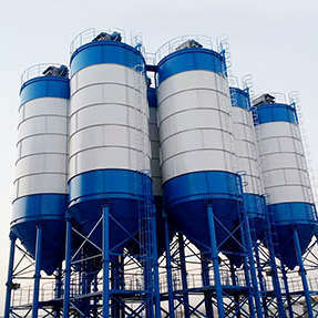 200 Tons Cement Silo