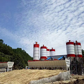 300 Tons Cement Silo